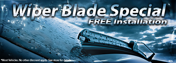 Wiper Blade - Set of Blades Special